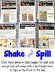 Shake & Spill Games!