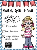 Shake, Spill, & Roll