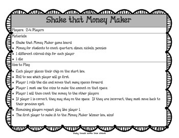 Shake That Money Maker Center