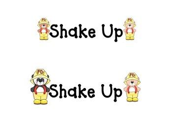 Shake-Up: FirebearShake Up