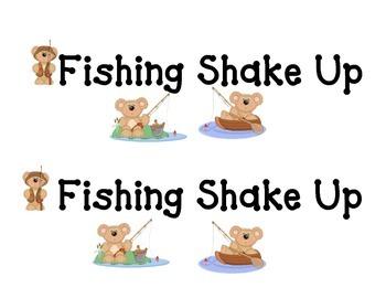 Shake Up:  Fishing