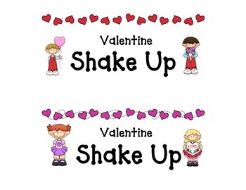 Shake-Up: Valentine Shake Up