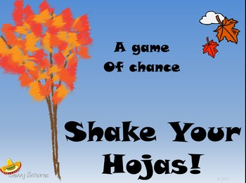Shake Your Hojas