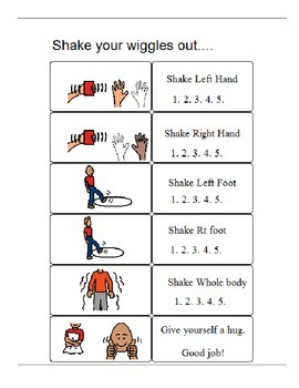 Shake Your Wiggles Out