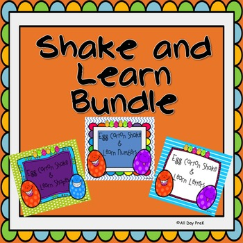 Shake and Learn Bundle!