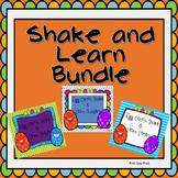 Shake and Learn Bundle!