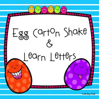 Shake and Learn Letters
