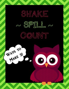 Shake and Spill - (Fall Owls)