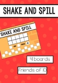 Shake and Spill - Friends of 10 Game
