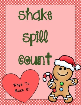 Shake and Spill - (Gingerbreads)