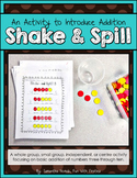 Shake and Spill: a hands-on activity to help introduce bas