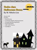 Shake dem Halloween Bones Literary Unit