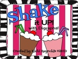 Shake it UP with Digraphs!: A Milkshake Literacy Activity