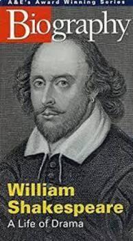 Shakespeare A & E biography dvd quiz