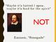 Shakespeare Anticipation Activity