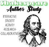 Shakespeare Author Study, William Shakespeare, Romeo and J