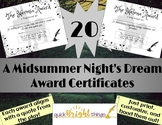 Shakespeare Awards - A Midsummer Night's Dream