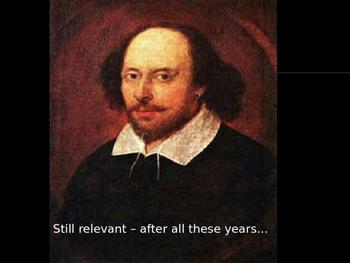Shakespeare British Literature Lecture Powerpoint
