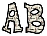 Shakespeare Bulletin Board Letters