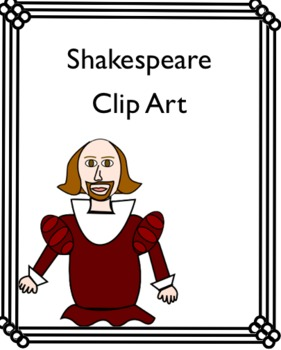 Shakespeare Clip Art