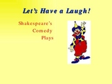 Shakespeare Comedy versus Tragedy