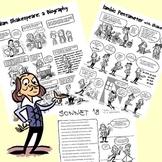 Intro to Shakespeare Activity Bundle