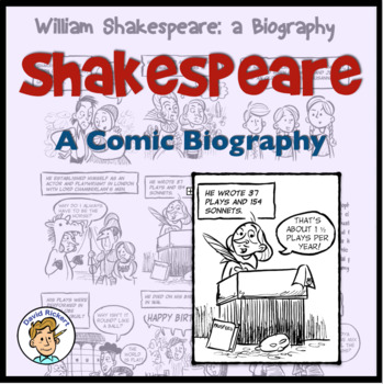 An Introduction to Shakespeare: Shakespeare Comics