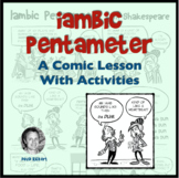 Iambic Pentameter: Shakespeare Comics