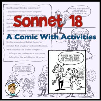 Shakespeare Comics: Sonnet 18