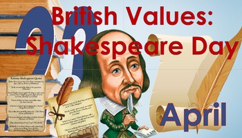 Shakespeare Day (April 23)