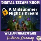 A Midsummer Night's Dream - Shakespeare Digital Escape Roo