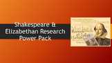 Shakespeare & Elizabethan Research Power Pack