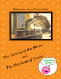 Taming of the Shrew & The Merchant of Venice: Essay Package
