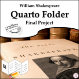 Shakespeare Final Project - Quarto Folder