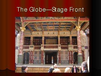 Shakespeare--Globe Theatre Powerpoint