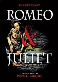 Shakespeare Graphics - Romeo & Juliet