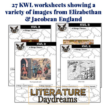 Shakespeare Introduction 3 activity bundle