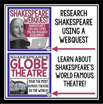 SHAKESPEARE INTRODUCTORY RESOURCES