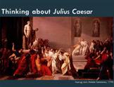 Shakespeare Julius Caesar - Interactive PowerPoint Presentation
