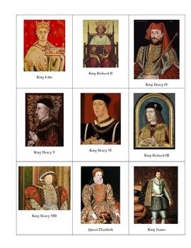 Shakespeare Lapbook & Mini Unit