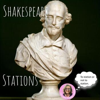 Shakespeare Learning Stations