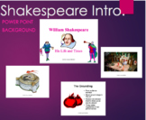Shakespeare Life and Background Introduction PPT -28 slides
