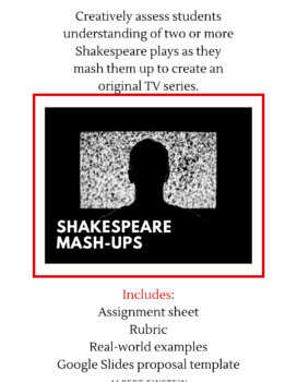 Shakespeare Mash-Up TV Show Proposal