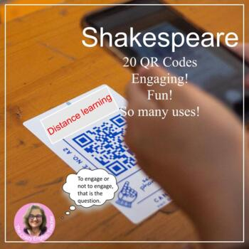 Shakespeare QR Codes: 20 Facts About Shakespeare