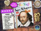Shakespeare Quiz