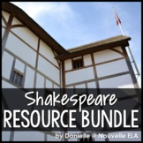 Shakespeare Resource Bundle