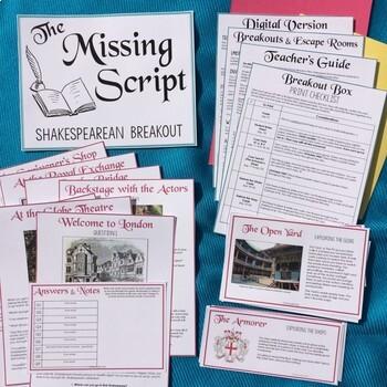 Shakespeare Resource Bundle