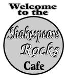 Shakespeare Rocks: bulletin board