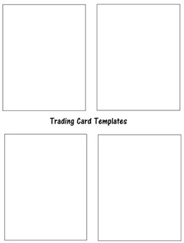 Shakespeare - Romeo and Juliet Trading Card Activity