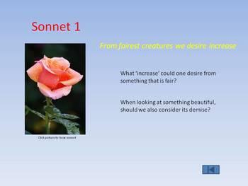 Shakespeare - Sonnet 1